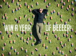 Win a Years Supply of Capital Brewing Co Beer