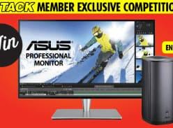 Win an ASUS ProArt Mini PC & HDR Professional Monitor