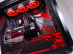 Win an ASUS ROG Custom Gaming PC