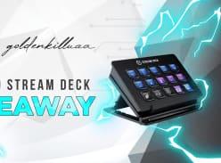 Win an Elgato Stream Deck