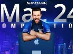 Win an iMac 24