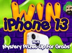 Win an iPhone 13