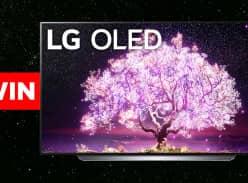 Win an LG C1 OLED 48