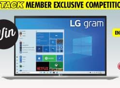 Win an LG Gram 14? WUXGA Laptop