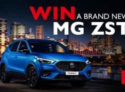 Win an MG ZST Essence
