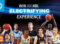 Win an NBL Electrifying Experience for 2