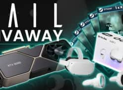 Win an NVIDIA 3080, 2x Oculus Quest 2 VR Headsets & 5x VAIL VR Game Keys