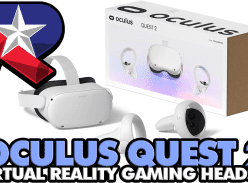 Win an Oculus Quest 2 VR Gaming Headset