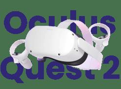 Win an Oculus Quest 2