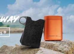 Win an Olight Baton 3 Premium Edition Torch & Grip6 Wallet