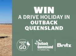 Win an outback drive holiday in Queensland or $500 fuel voucher