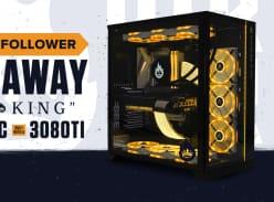 Win an RTX 3080 Ti Gaming PC