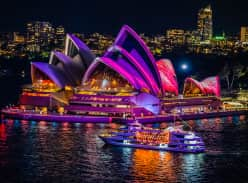 Win Dinner and a Sydney Harbour Cruise to See The Vivid Festival