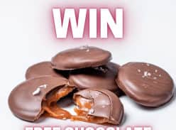 Win Free Chocolate for 1 Year