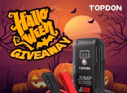 Win Portable Jump Starter
