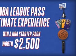 Win the NBA League Pass Ultimate Experience