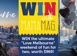 Win The Ultimate Weekend Away in Melbourne