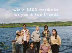 Win Three $500 Wardrobes