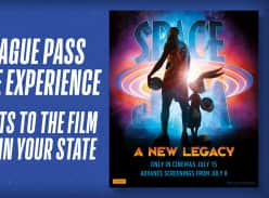 Win Tickets To The Space Jam: A New Legacy Premiere In Your State