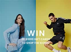 Win Two $1,000 Gift Cards