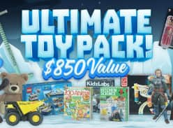 Win ULTIMATE Toy Pack