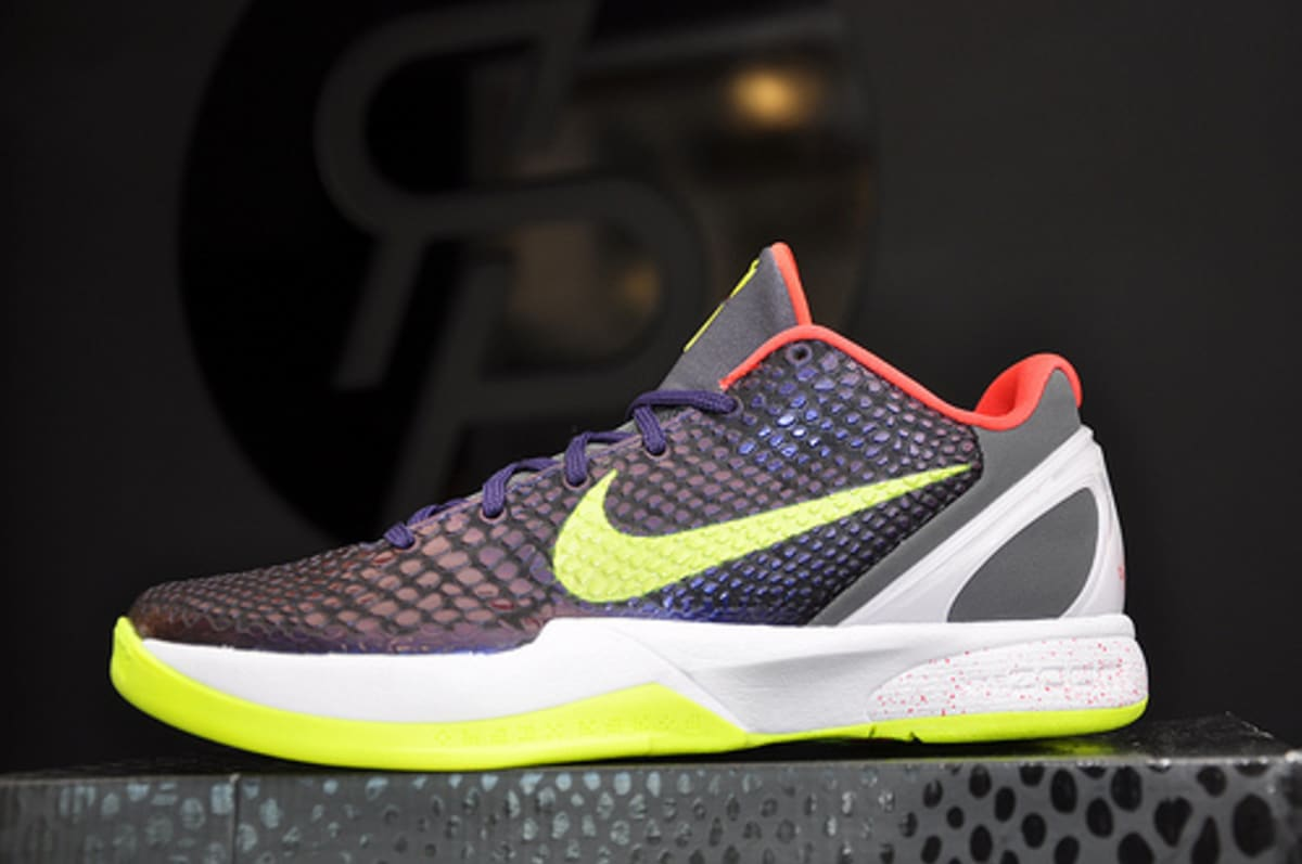new styles d4141 9d425 nike zoom kobe vi chaos first look