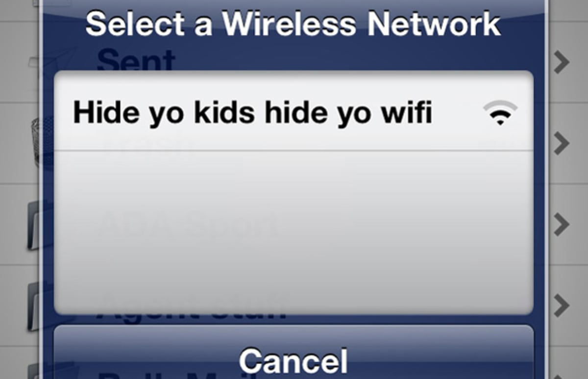 30 Hilarious Wi-Fi Network Names   Complex