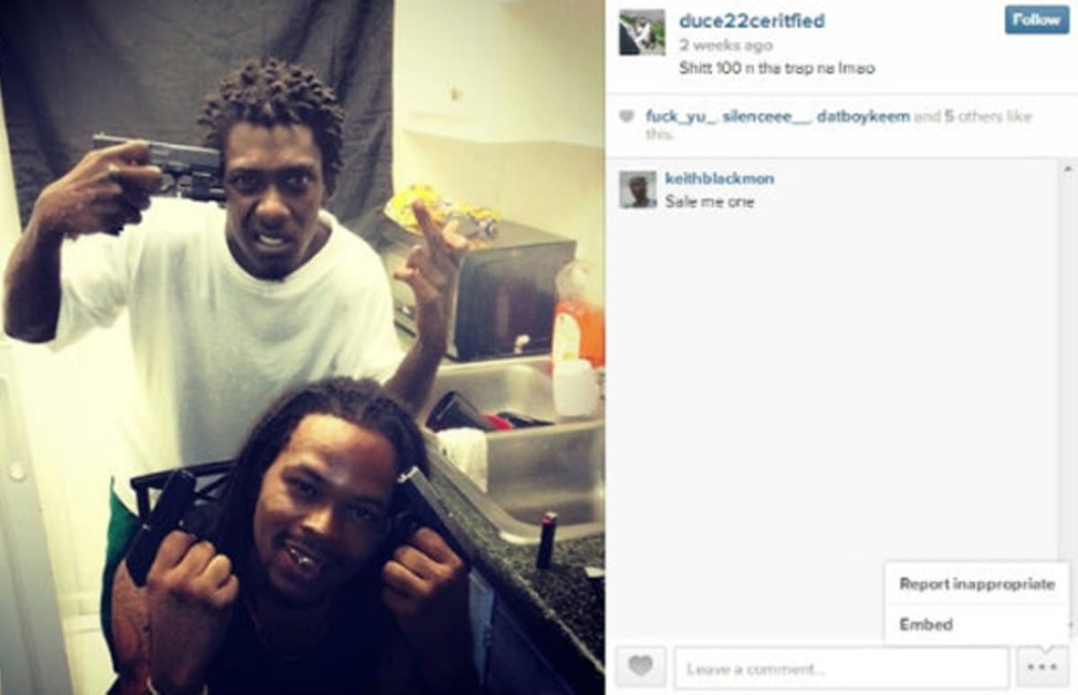 10 Criminals Who Snitched On Themselves Using Instagram | Complex