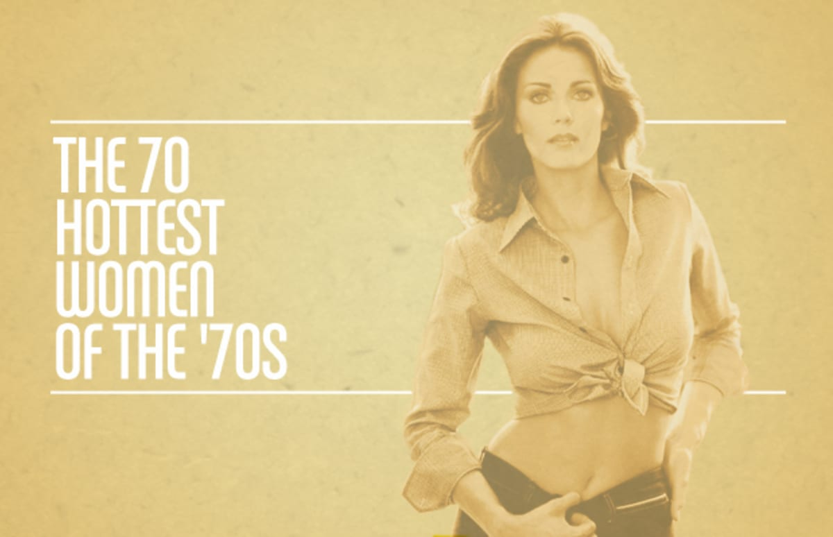 the 70 hottest women of the '70s | complex