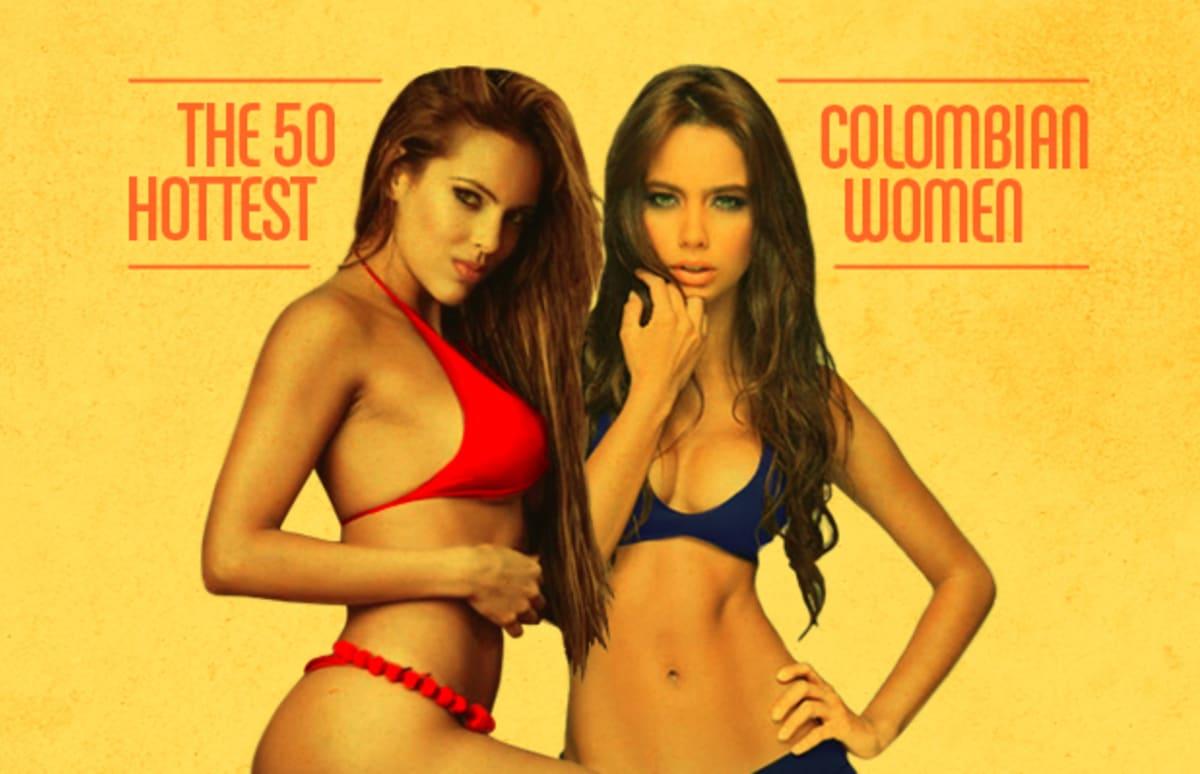 Nude columbian girl pic gallery
