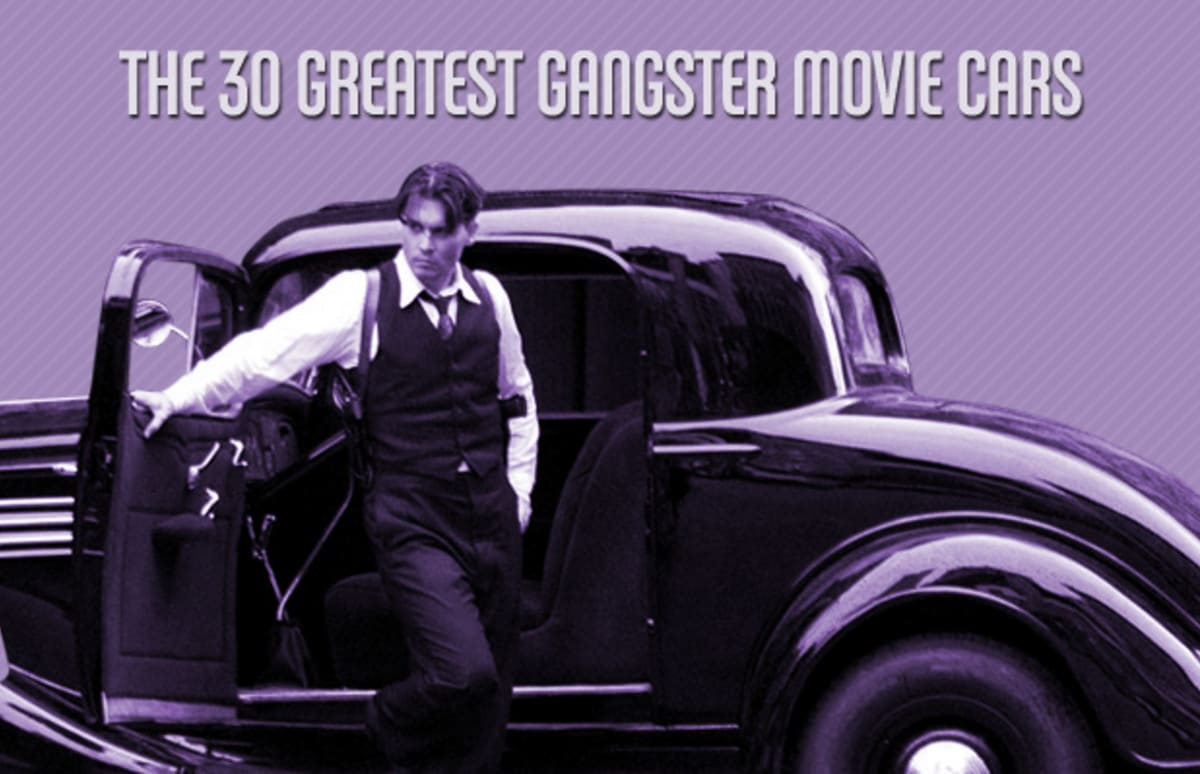 The 30 Greatest Gangster Movie Cars | Complex