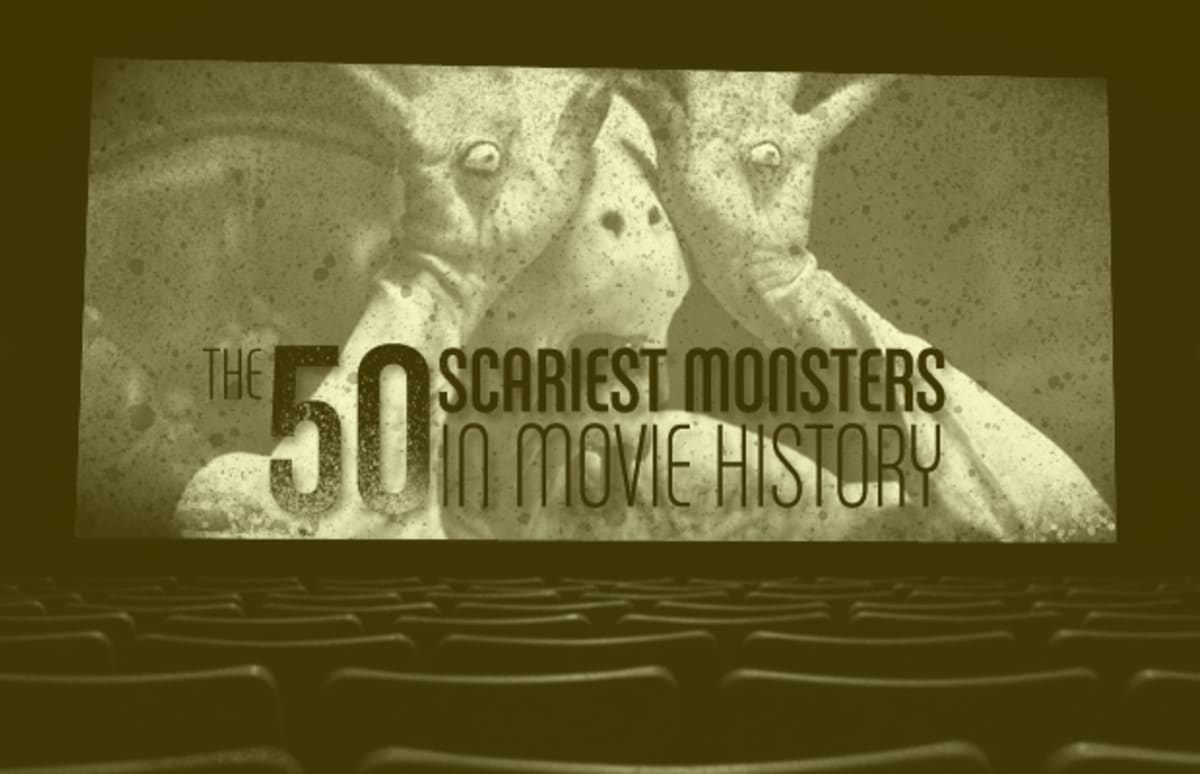 The 50 Scariest Monsters In Movie History | Complex