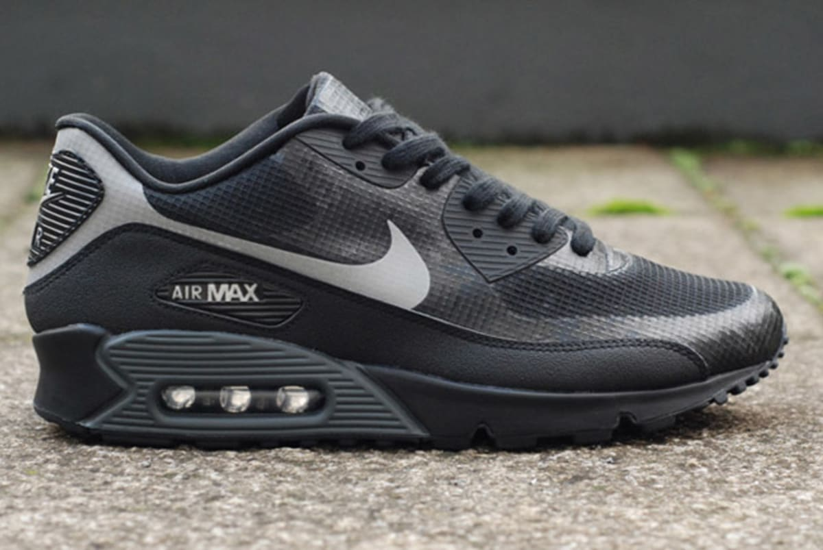 nike air max 90 hyperfuse 3m reflective complex