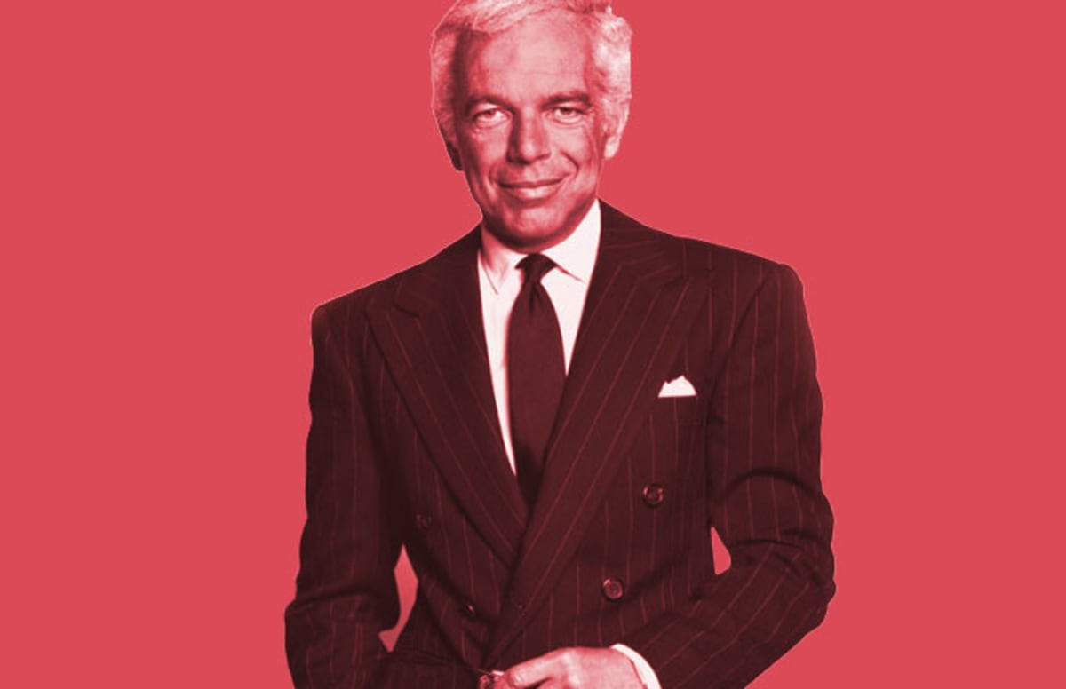 50 Things You Didn\'t Know About Ralph Lauren | Complex