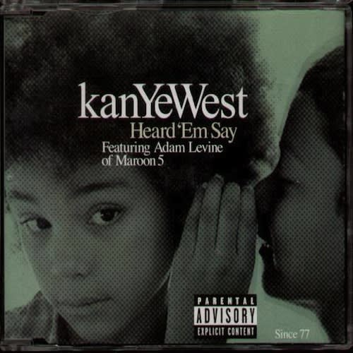 Kanye west f jay z and j ivy never let me down 2004 the best 84 kanye west f adam levine heard em say 2005 malvernweather Gallery