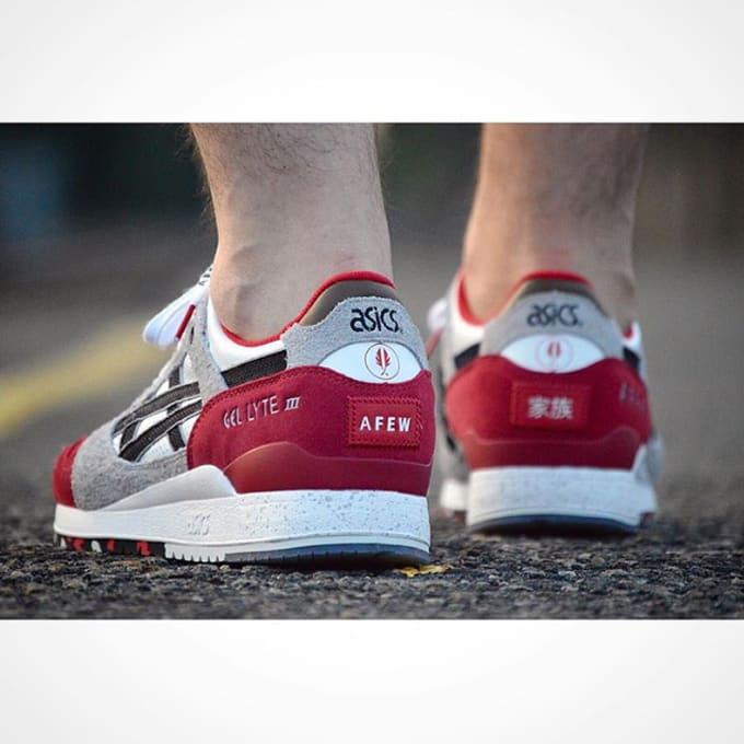 Afew x ASICS de Gel Les Lyte III Les 25 photos meilleures photos de sneakers sur Instagram 3ed1c38 - bechdeltestfest.website