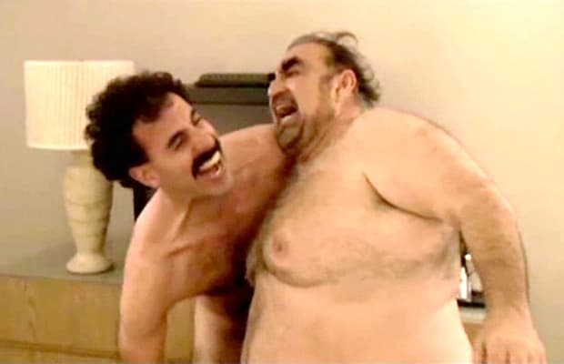 Naked coed locker room shower nude