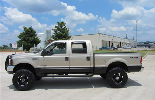 Ford F  Lariatsel Late S