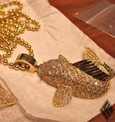 sound ben from drake gets new ovo chain watch chains hqdefault baller