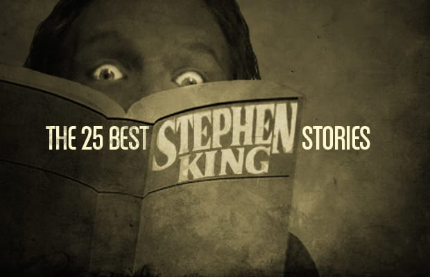 The 25 Best Stephen King Stories Complex