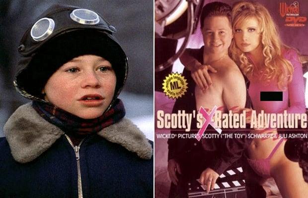 Scott schwartz naked photos