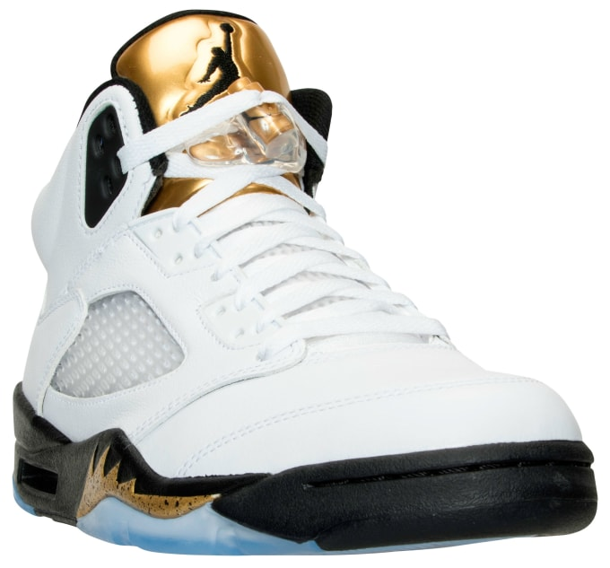 air jordan 5 gold coin olympic release date 136027 133