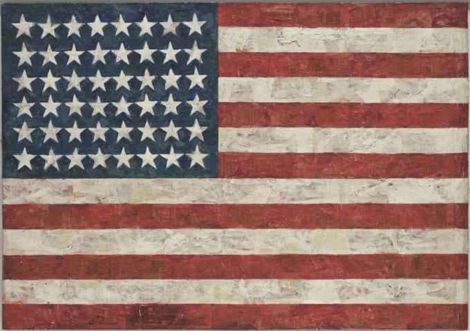 Dread Scott Patriotism 101 An Art History Of The American Flag