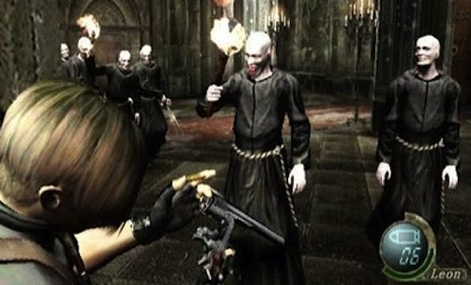 Los illuminados from resident evil 4 the scariest cults ever seen los illuminados from resident evil 4 aloadofball Image collections