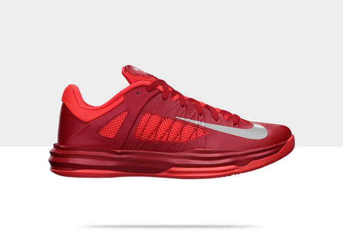 The Swoosh utilizes dual shades of red on this new low-top release of the Hyperdunk  2012. The Hyperfuse hoops kicks of course sit atop an accustomed ...