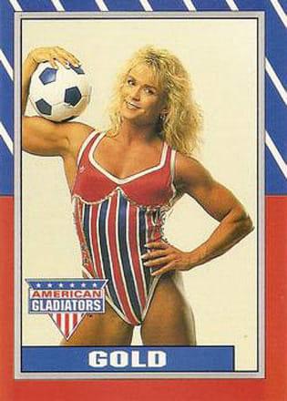 Female american gladiators sex scandel