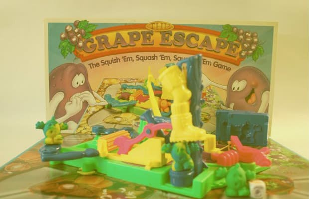 20 great 90s board games you probably dont remember complex and since it was the free wheeling 90s the definition of board game got stretched to the limits solutioingenieria Choice Image