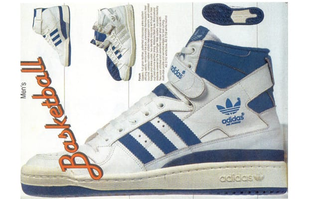 7 Adidas Forum