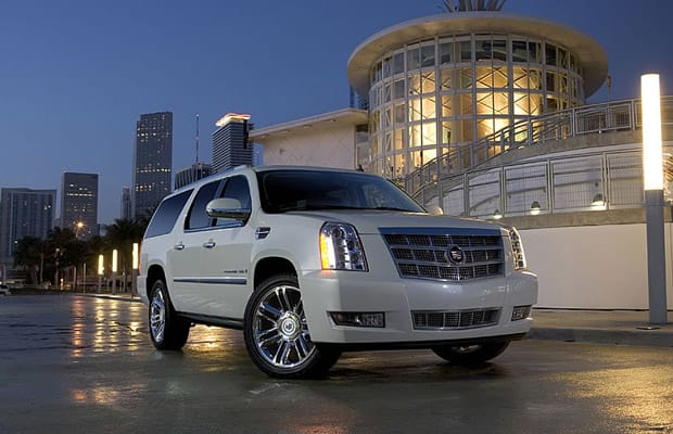 The Cadillac Escalade Has Established A Legacy That Not Many Other Vehicles  Could Live Up To. It Might Not Be A Top Seller, But The American Luxury SUV  Has ...