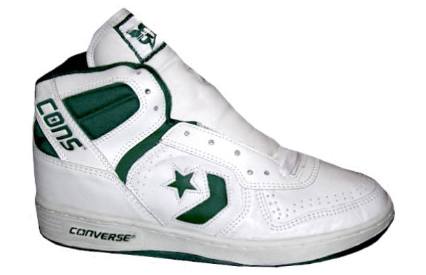 converse old basketball shoes